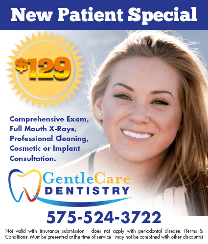Gentle Care Dentistry - New Patient Special