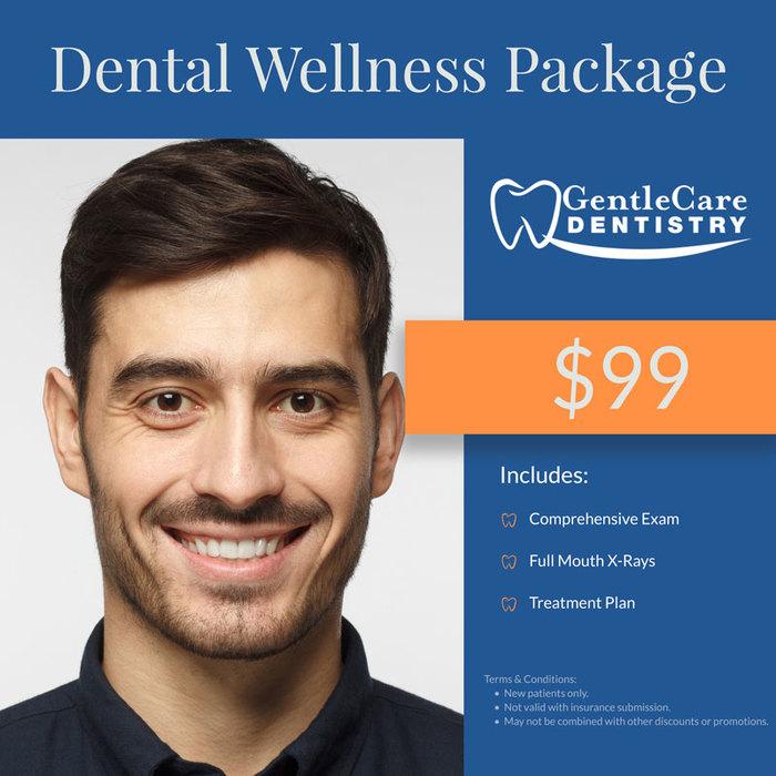 Gentle Care Dentistry - Dental Wellness Package