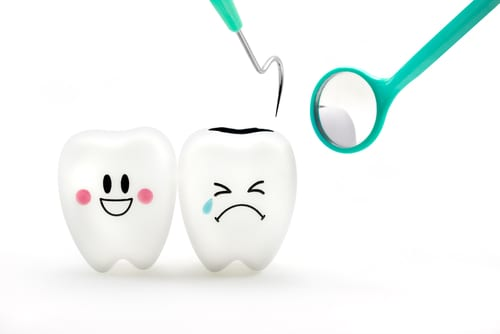 Proactive dental care keeps teeth healthy and happy